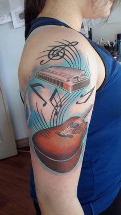 diamond tattoo norman harmonica tattoo google search musical tattoos