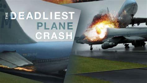 nova official website   the deadliest plane crash