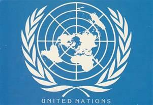 johan postcards united nations new york official emblem