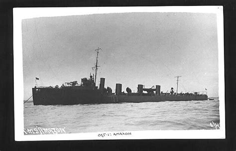 Selected List Of Royal Navy Ships With Men Wounded And