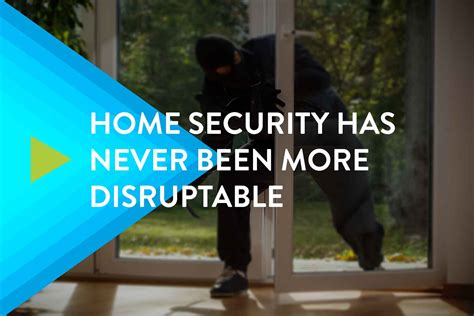 home security solutions never been more disruptable