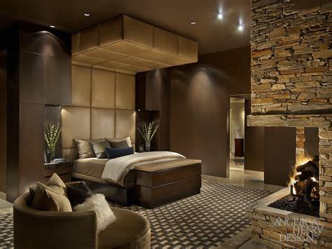 custom bedroom contemporary desert home interior design by henry
