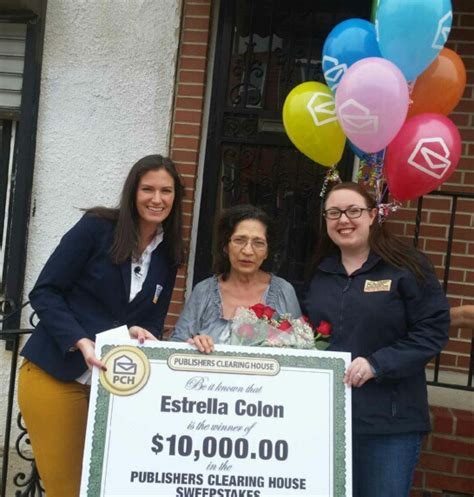 Sweepstakes Winner - publishers clearing house surprises 3 new sweepstakes winners pch blog