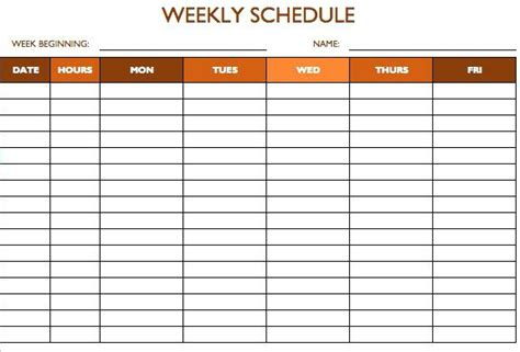blank word wall template free blank work schedule sheet recent compatible 5 days