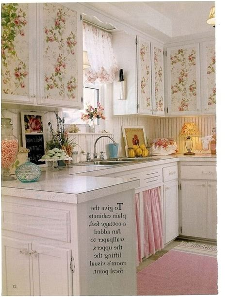 Decoupage Kitchen - decoupage kitchen cabinets