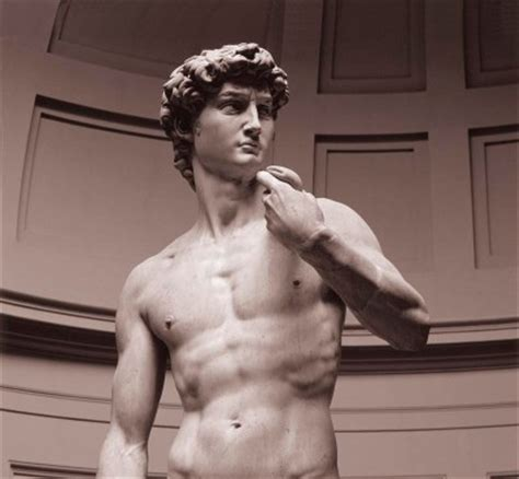david sculpture march of history by richard wall michelangelo master of