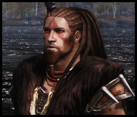 skyrim male hair mod skyrim nexus mods and community