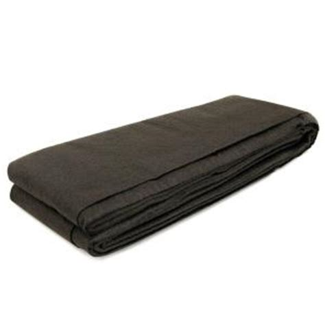 beckett 6 ft x 12 ft underlayment for pond liners