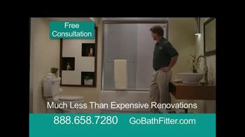 bath fitter tv commercial colors  styles ispottv