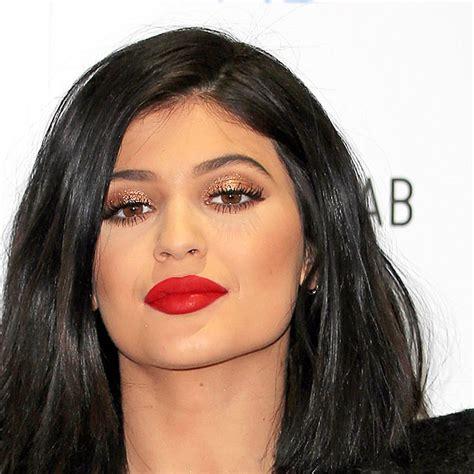 Lipstick Jenner 10 of jenner s best lipstick looks stellar