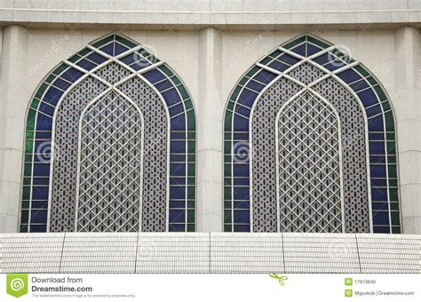 masjid arch design mosque arch stock photo image 17913840