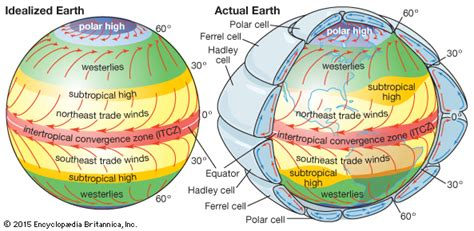 global pattern meaning intertropical convergence zone meteorology britannica com