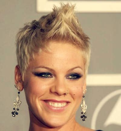faux hawk hairstyles for women over 40 spiky hairstyles for women over 40