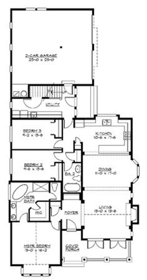 lake house floor plans narrow lot 1000 images about lake plan on pinterest floor plans