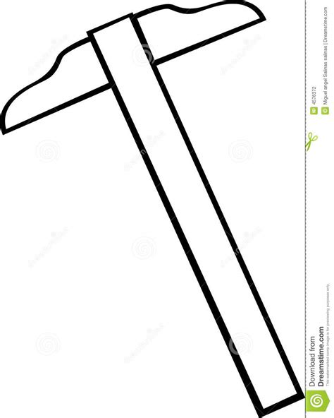 Drawing T Square by T Square Ruler Free Clipart