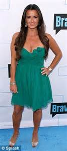 if looks could kill real housewives star kyle richards