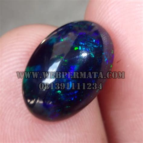 Bacan Hasil Mutilasi For Sale batu permata black opal