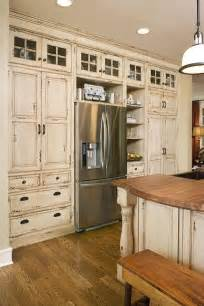 Kitchen cabinets 1000 ideas about distressed kitchen cabinets