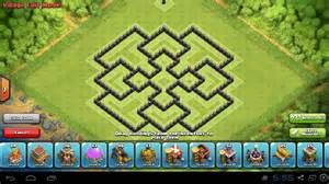 Th 8 best farming base with air sweeper defense replays before th