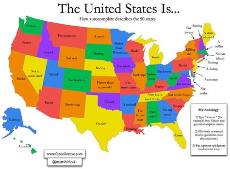 show me america map 57 maps that will challenge what you thought you knew