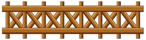 transparent fence fence clipart wooden fence pencil and in color fence