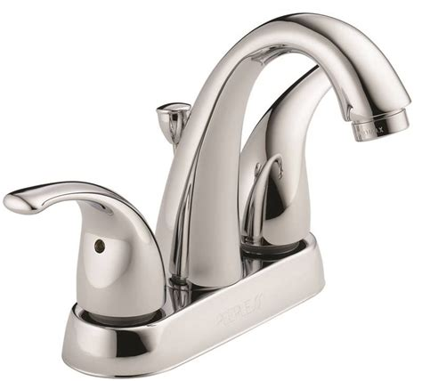 Where To Find Delta Faucet Model Number by Peerless P299695lf Lavatory Faucet 3 7 8 In X 4 In Spout