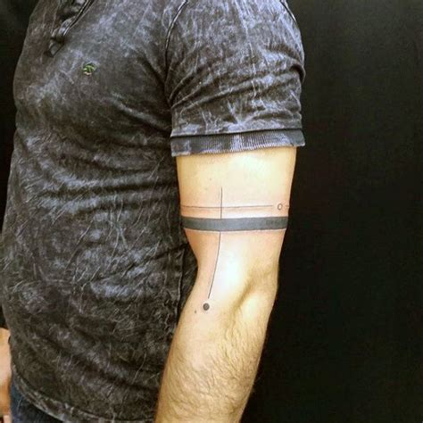 thick line tattoo 25 best ideas about black line on