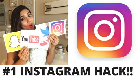 best lifestyle instagram the best instagram hack ever life changing youtube