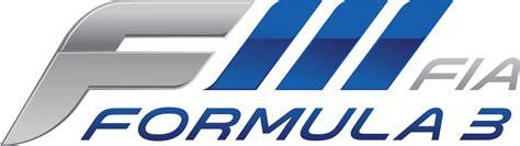 formula 3 logo fia f3 marciello plays it cool during hockenheim