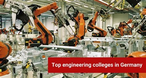 Mba For Engineers Germany top engineering colleges in germany check here