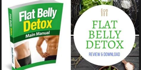 Are Detox Programs A Scam by Josh Houghton Flat Belly Detox Program Review Does It Work