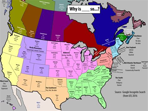 america map with states and provinces map of top 3 autocomplete searches for quot why is so