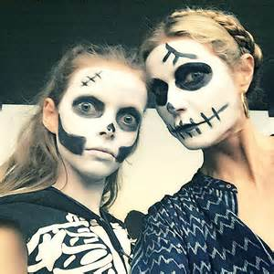 apple martin 2015 gwyneth paltrow and apple martin s skeleton