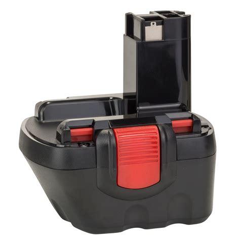 Bosch 12v 1 5ah Battery bosch 12v nicad 1 5ah rechargeable battery departments diy at b q