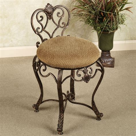 bathroom vanity chair with back bathroom vanity chair with back best home design 2018