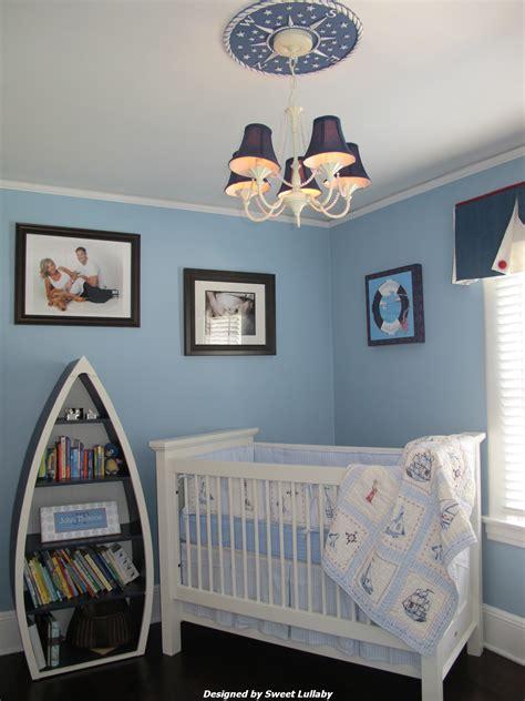 nautical dream project nursery