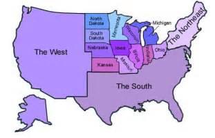 united states midwest map bildungblog