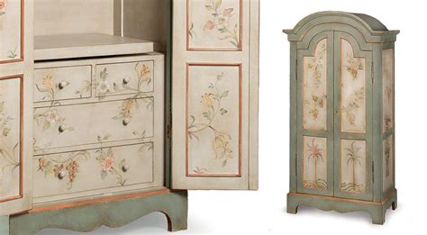 Armoire Dimensions by Patina Furniture Armoires Secretaries Vicenza Armoire