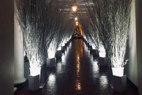 witte huis kerst het witte huis ziet er tijdens kerst als een horrorfilm