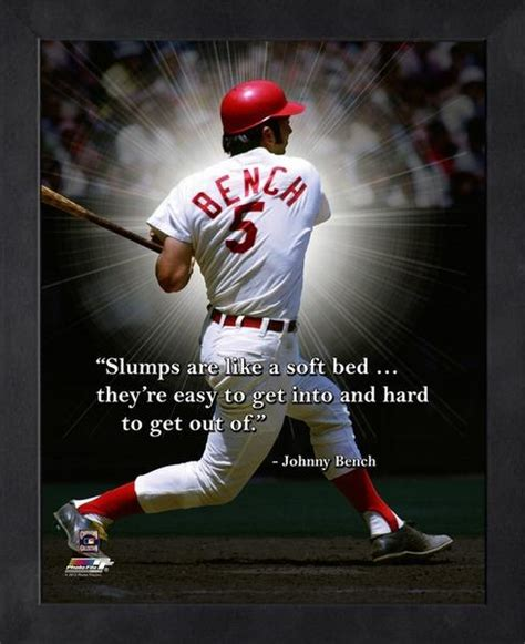 johnny bench quotes photo file sports photos and collectibles baseball