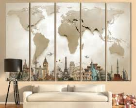 wall art designs living room wall art world map large 50 amazing blue living rooms for 2015
