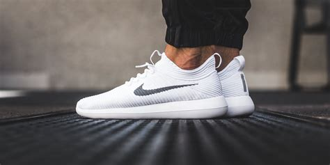 Nike Roshe Two For the nike roshe two flyknit v2 white wolf grey is a clean pair for summer kicksonfire