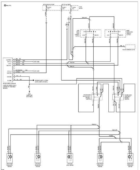 1993 jeep grand power window wiring diagram jeep