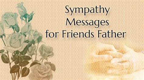 comforting words for a friend whose parent is dying sympathy messages to family exles of sympathy message