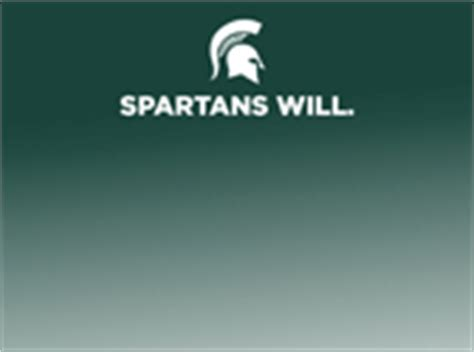 Powerpoint Templates Michigan State Powerpoint Template