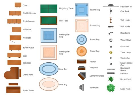 clipart furniture floor plan clipart furniture floor plan clipground