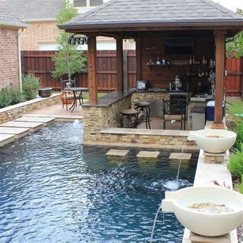 small backyard with pool landscaping ideas best 25 pool ideas ideas on backyard pool