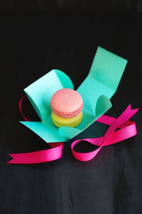 diy macaron box template 17 best images about macarons packaging on