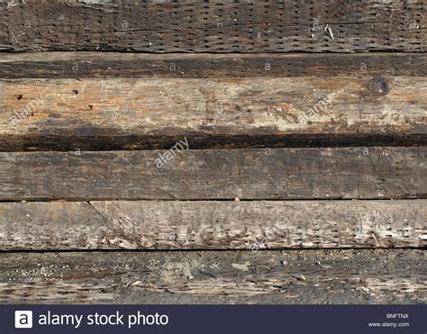 Railway Sleepers Free by Railway Sleepers Made From Wood Stock Photo Royalty