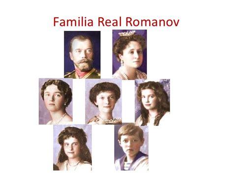 imagenes de la familia romanov ultima dinastia rusa